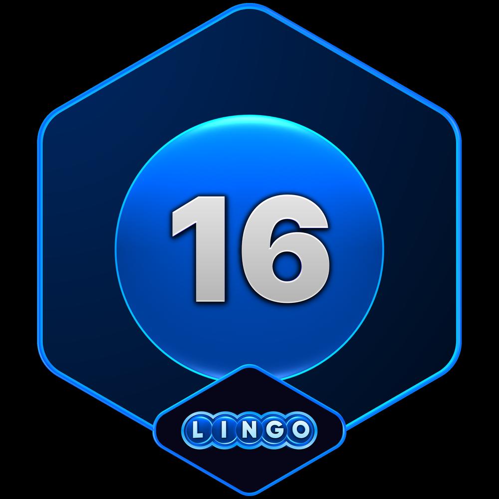 LINGO: Ball 16